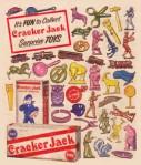 Coleccionables Cracker Jack